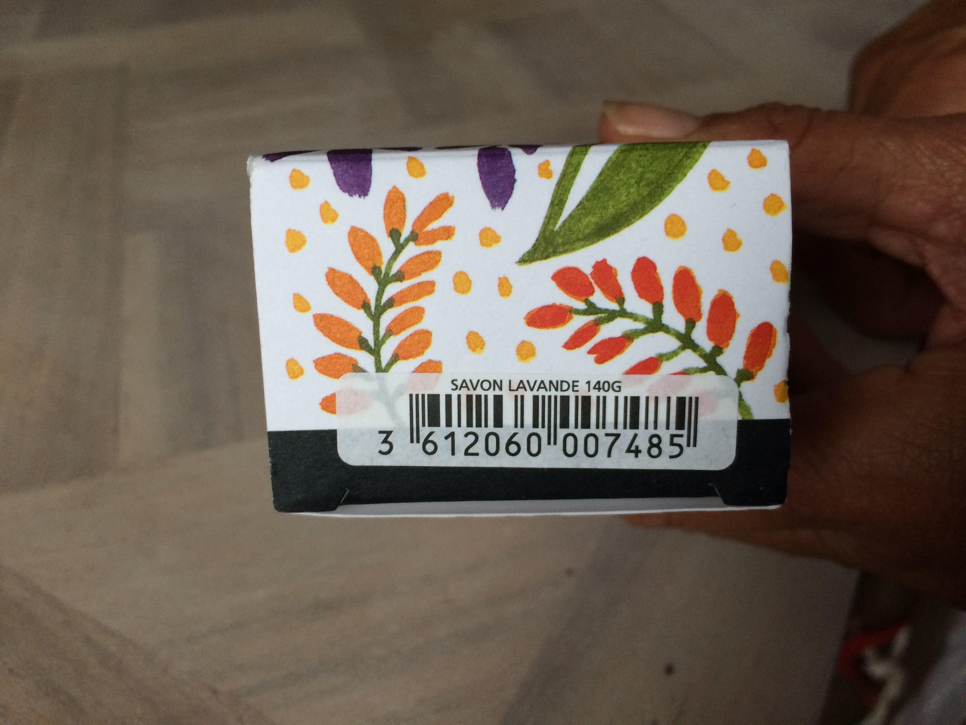 Savon Parfumé - Product