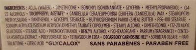Hydra-rides - Ingredients - fr