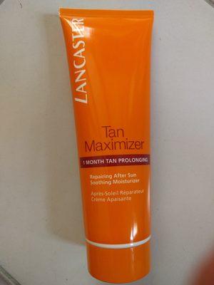 Lancaster Tan Maximizer - Product