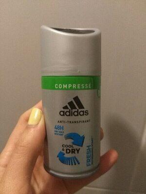 Cool & dry - Deodorant fresh compressé - Produit - fr