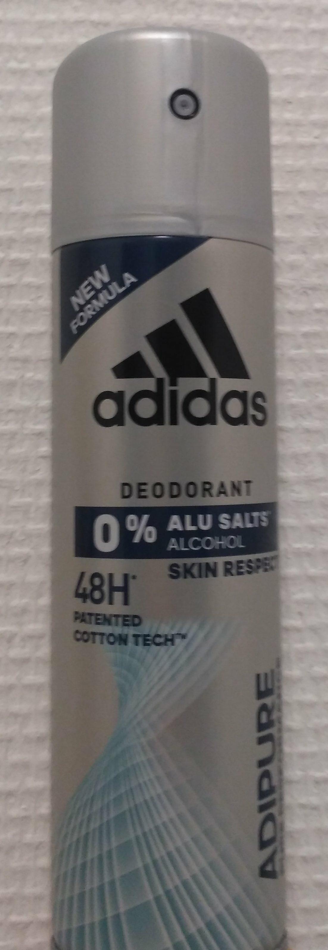 Déodorant Adipure - Product