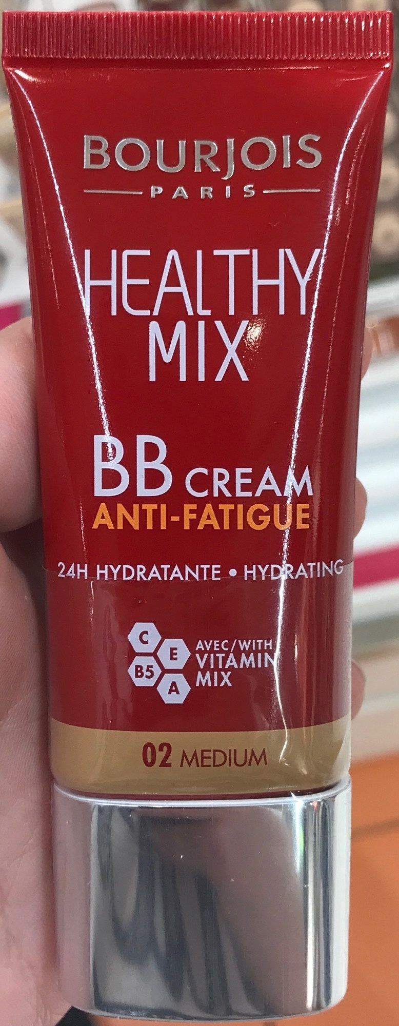 Healthy Mix BB Cream anti-fatigue 24H 02 Medium - Product - fr