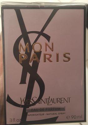 Mon Paris Eau de Parfum - Yves Saint Laurent - Produit - fr