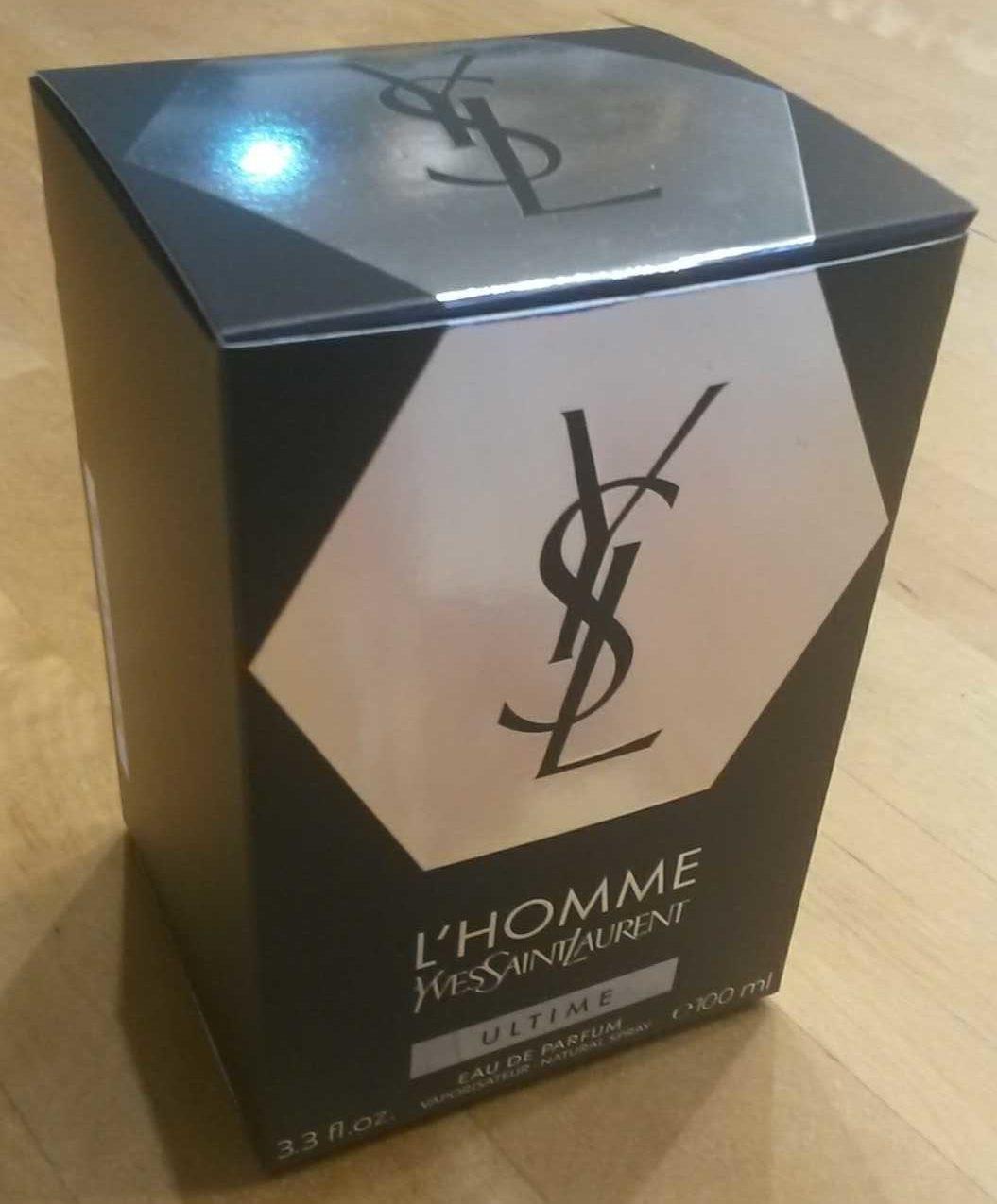 L'Homme ultime eau de parfum - Produit - fr