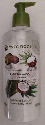 lait hydratant noix de coco - Product - fr