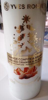 Lait corps parfumé Orange confite & Amande - 2