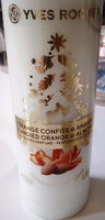 Lait corps parfumé Orange confite & Amande - Produit