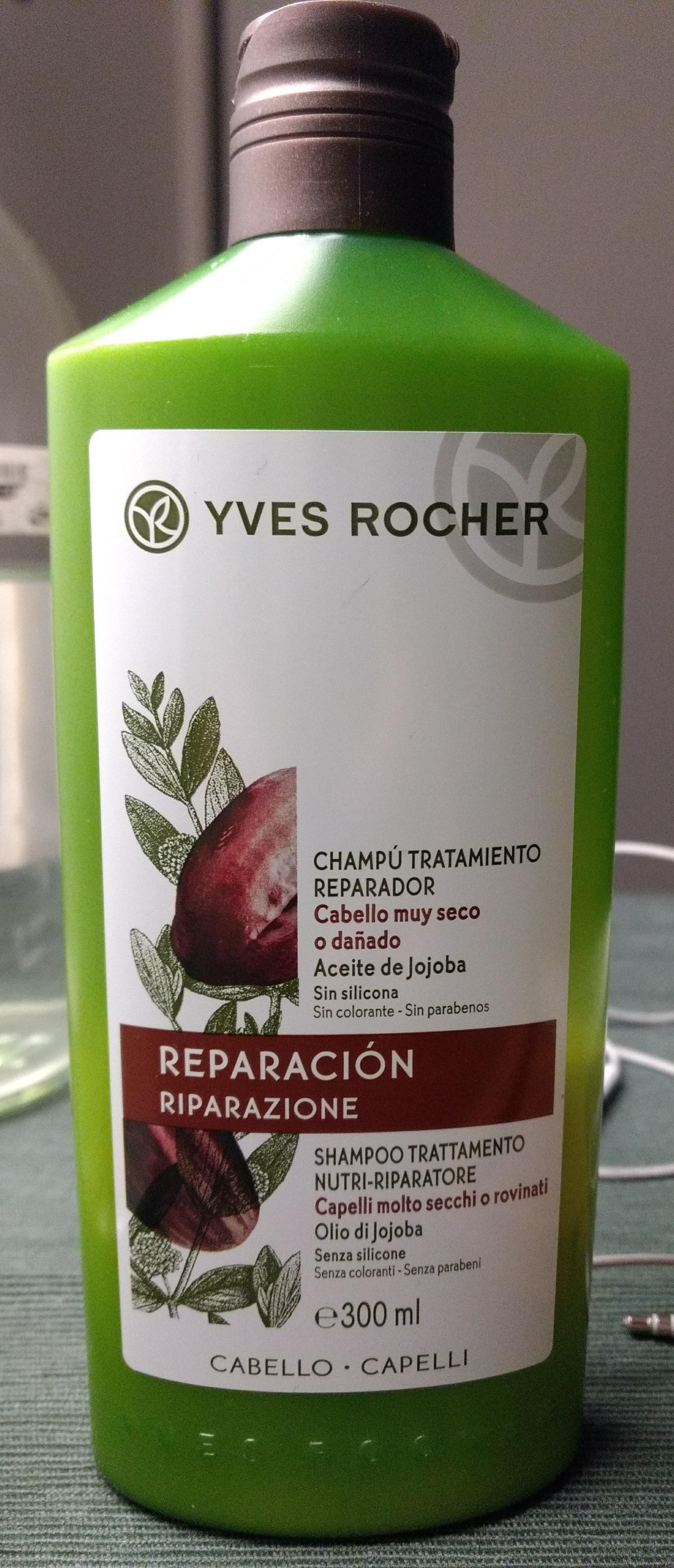 Riparazione - Shampoo Trattamento Nutri-Riparatore - Product - it