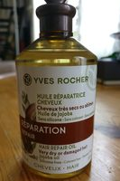 huile réparatrice cheveux - Product - en