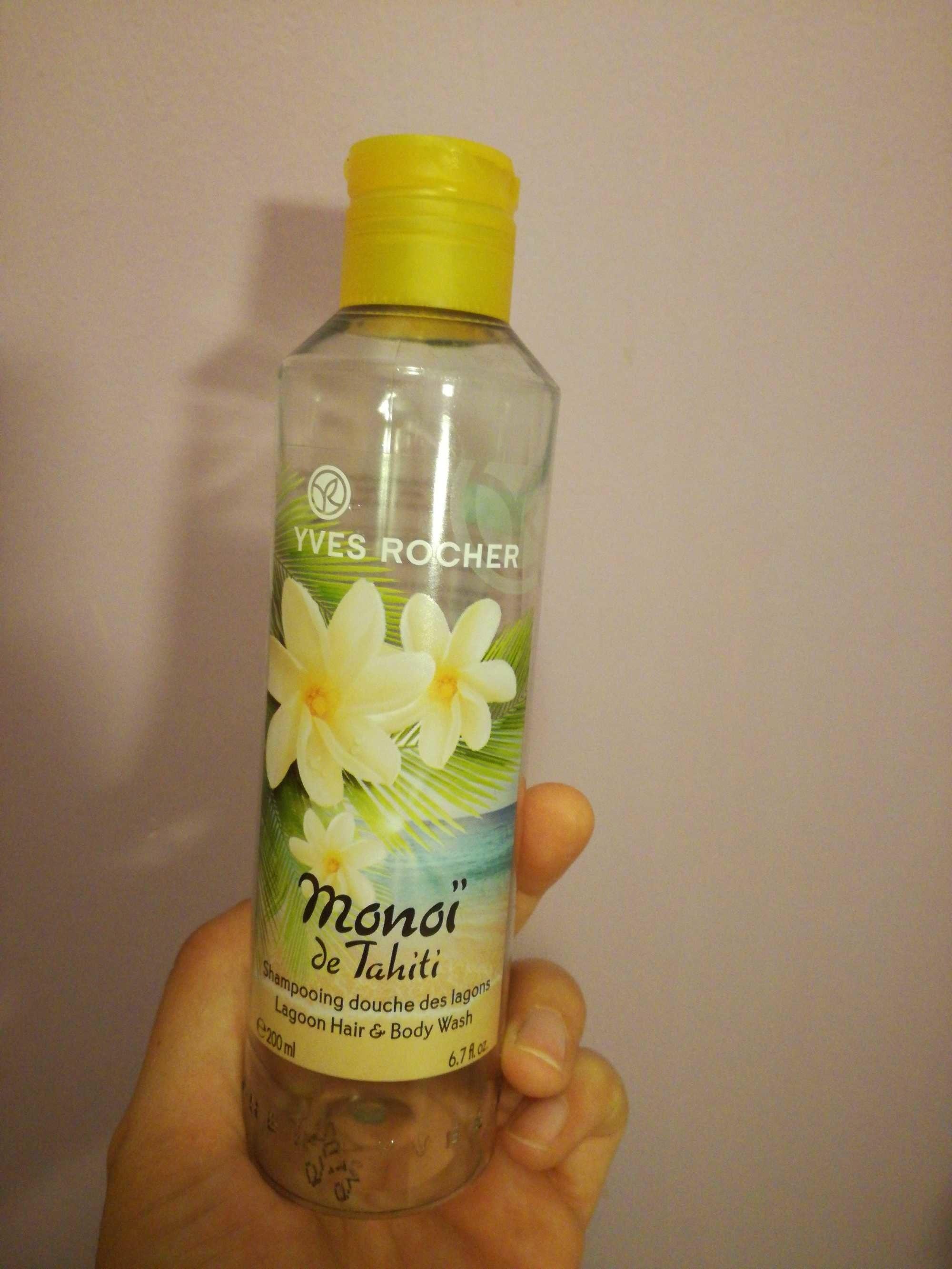 Gel douche au monoï - Product - fr