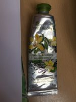 Creme main sensuelle vanille - Produit