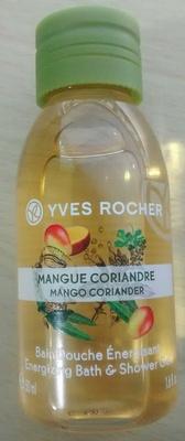 Mangue coriandre - bain douche énergie - Produit