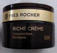 Riche crème - Product - fr
