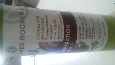 Réparation - Crème de soin sans rinçage - Product