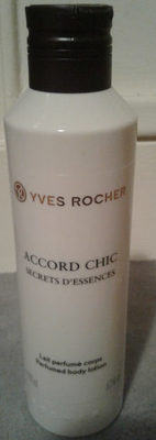 Accord Chic : Secrets d'Essences - Product