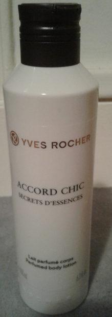 Accord Chic : Secrets d'Essences - Product - fr