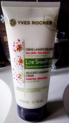 Crème lavante Low Shampoo - Produit