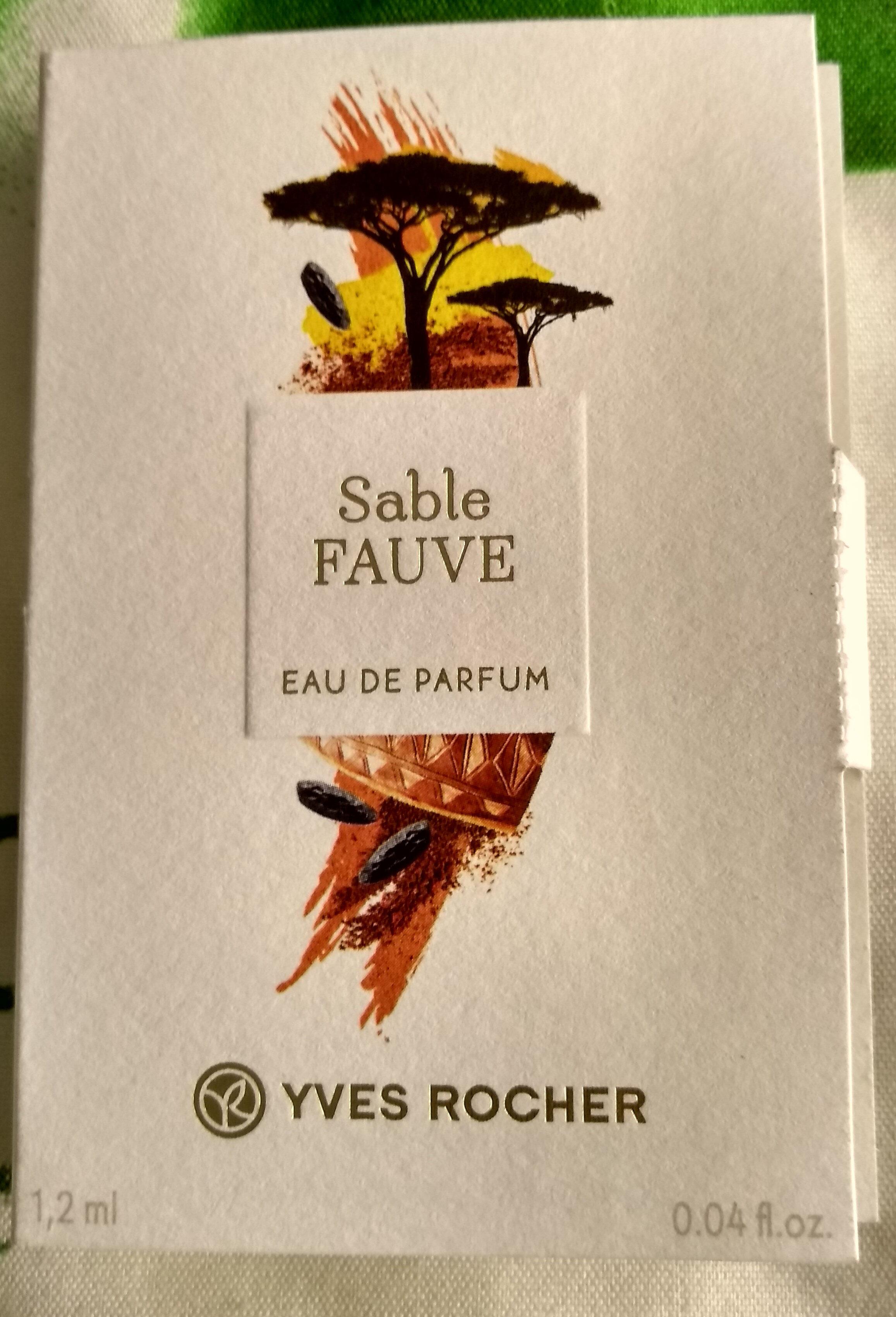 Sable Fauve - Product - fr