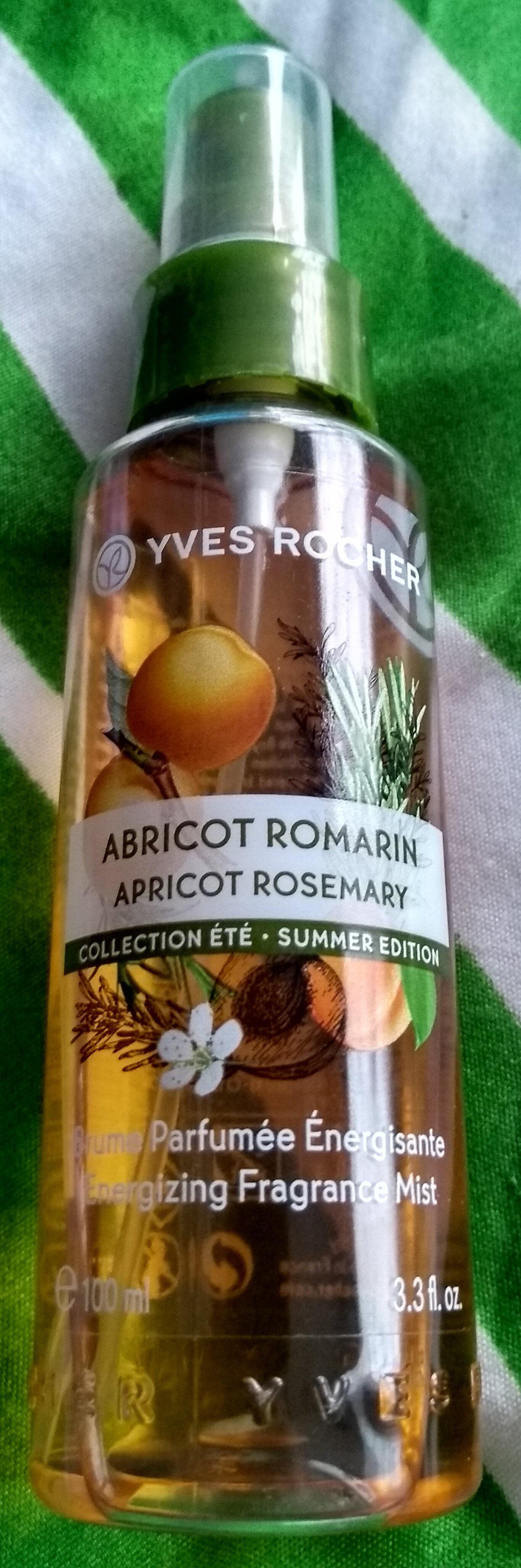 Brume Parfumée énergisante - Produit - fr