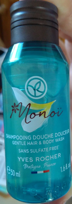 Shampoing Douche Douceur - Monoï - Produto - fr
