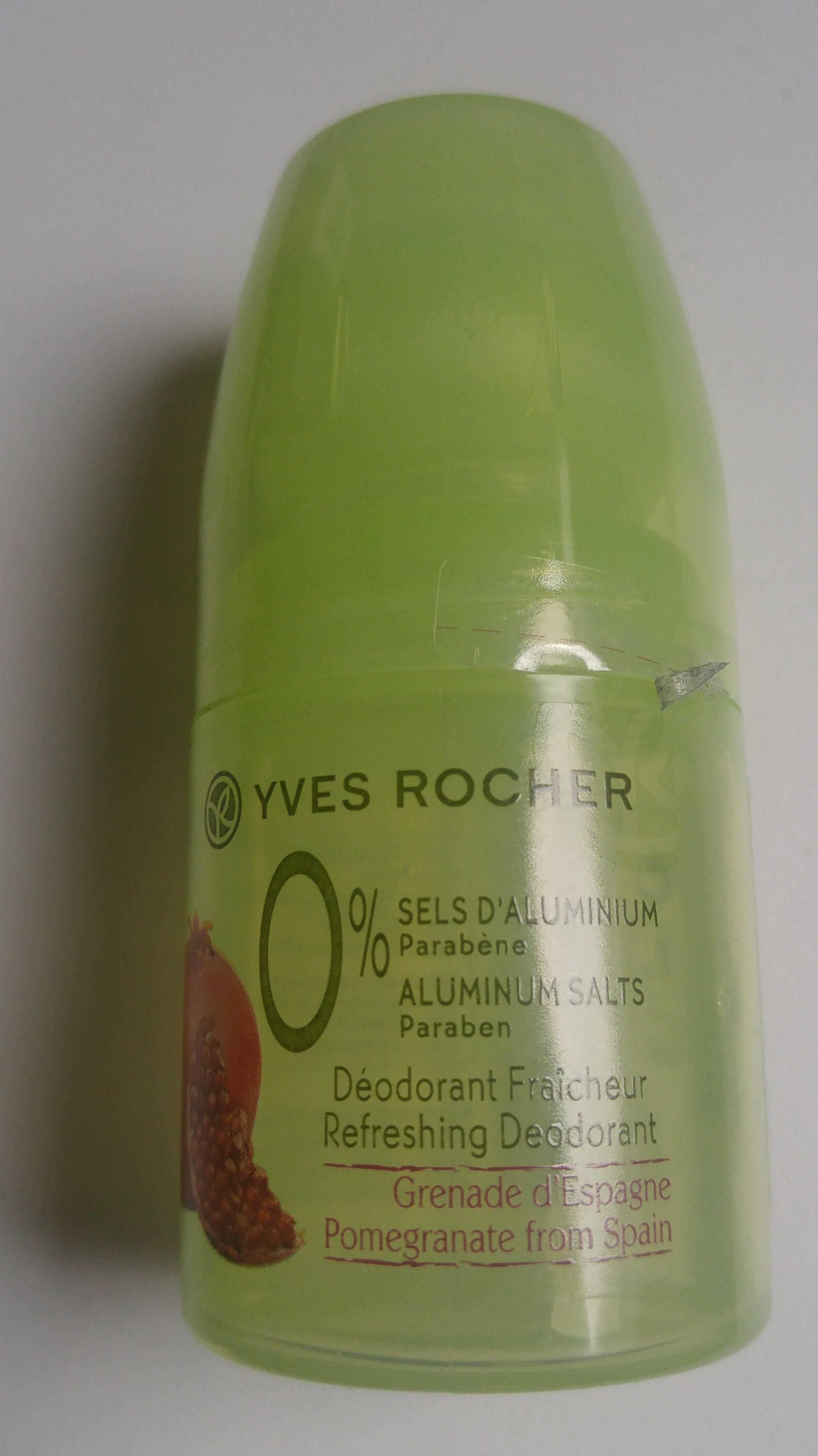 Déodorant fraicheur - Grenade d'Espagne - Product - fr