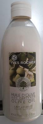 Lait velouté Huile d'olive AOC Provence - Product