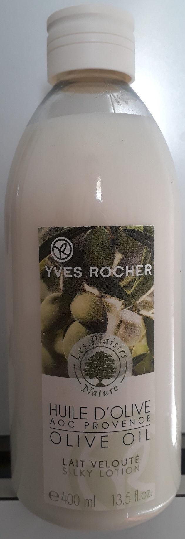 Lait velouté Huile d'olive AOC Provence - Produit - fr