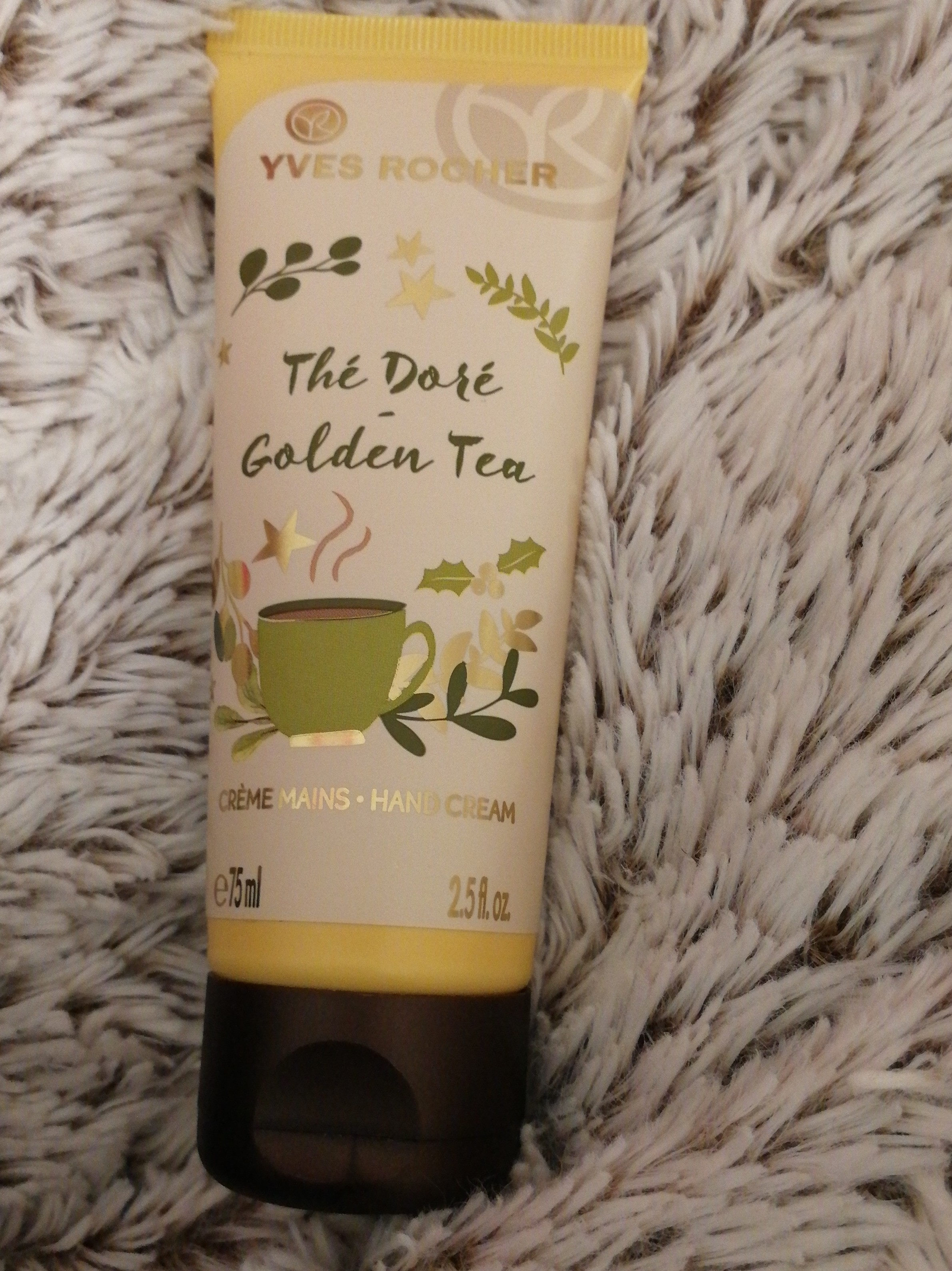 Thé Doré Golden Tea - Product