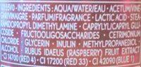 Vinaigre de rinçage cheveux - Ingrédients - fr