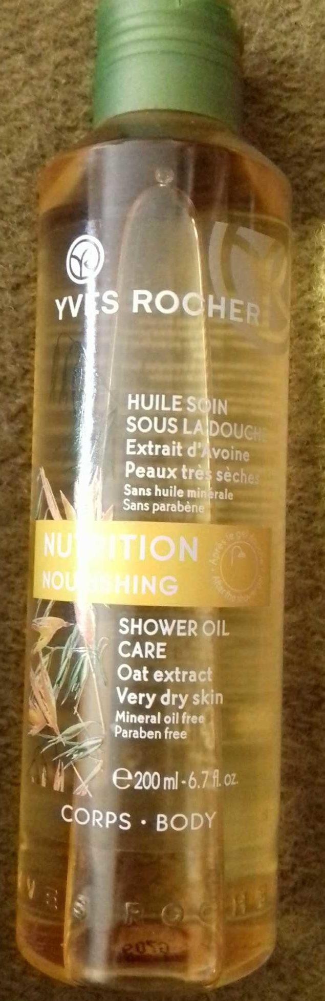 Huile soin sous la douche - Product - fr