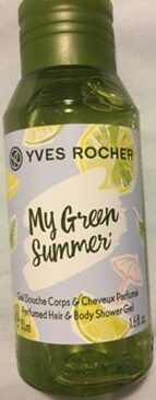 Gel douche My Green Summer - Product - fr