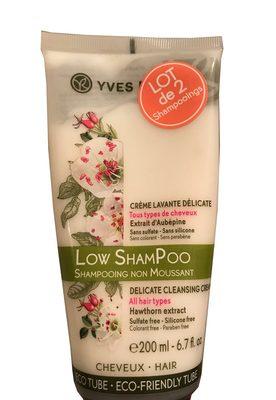 Low ShamPoo - Product
