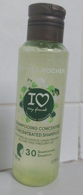 Shampooing concentré - Tous types de cheveux - Produit - fr
