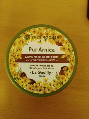 Pur Arnica - Product - fr