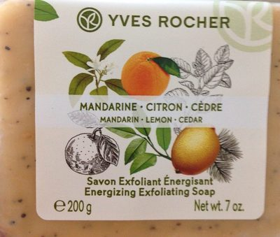 Savon exfoliant energisant - Product - fr