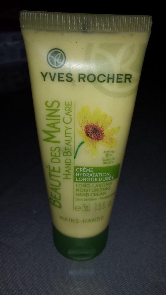 beauté des mains crème hydratation longue durée - Product - en