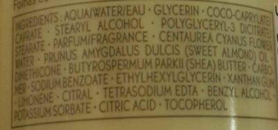 Feuilles de verveine - Ingredients - fr