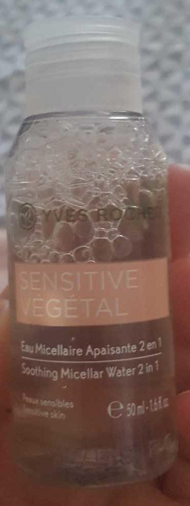 Sensitive végétal - Produit