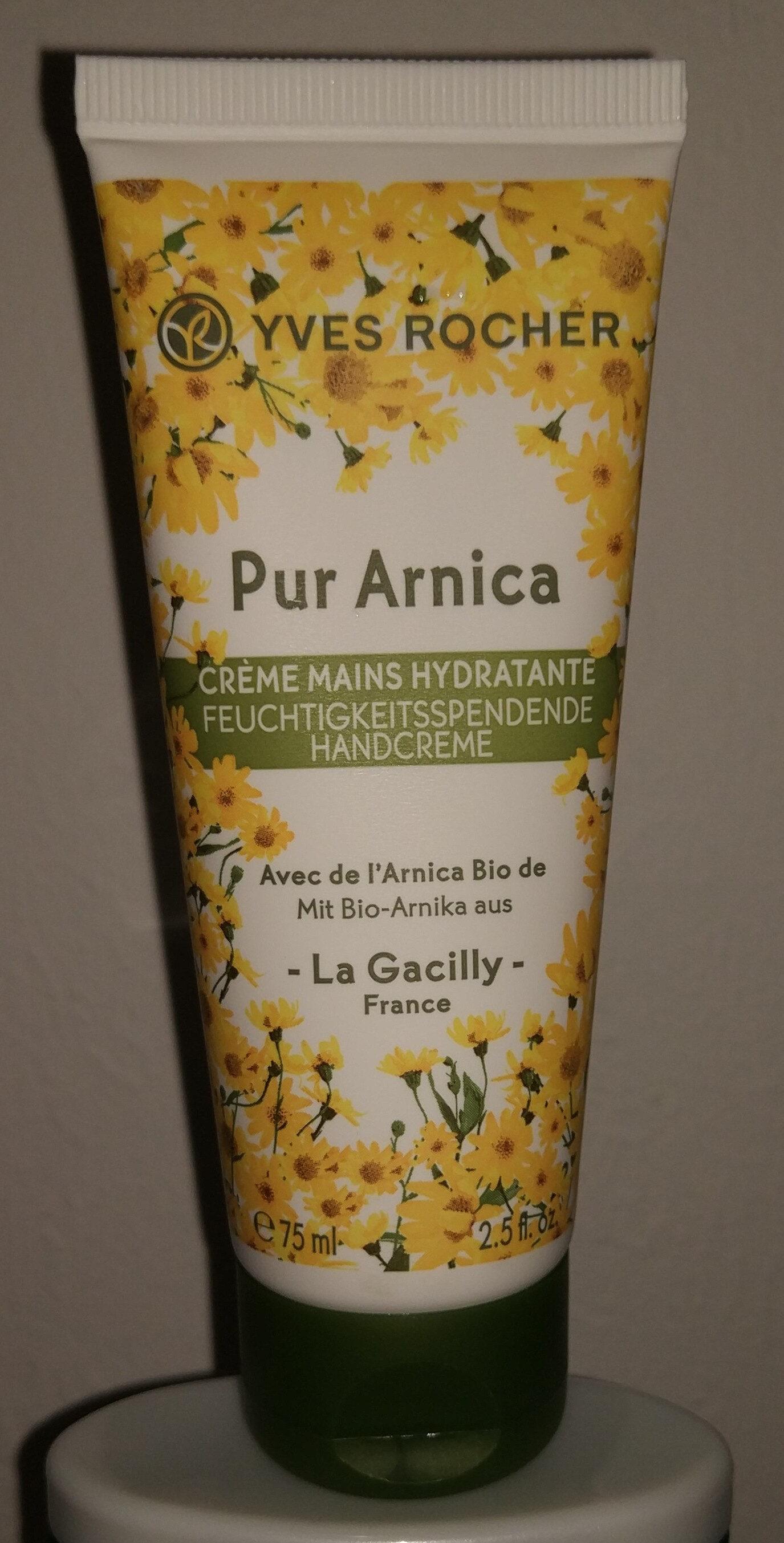 Feuchtigkeitsspendende Handcreme Pur Arnica - Produit - de