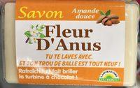 Savon Fleur d'Anus Amande douce - Product - fr
