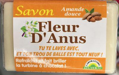 Savon Fleur d'Anus Amande douce - Product