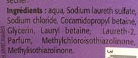C'simple - Ingredients - fr