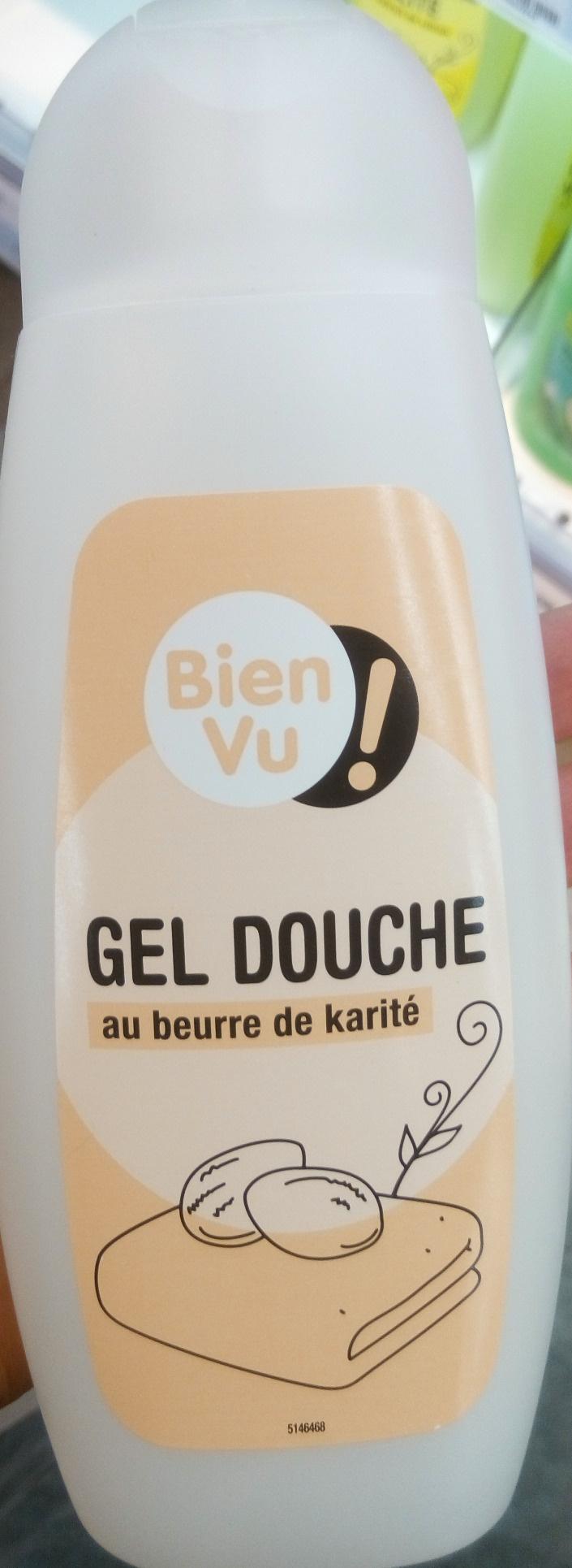 Gel douche au beurre de karité - Product