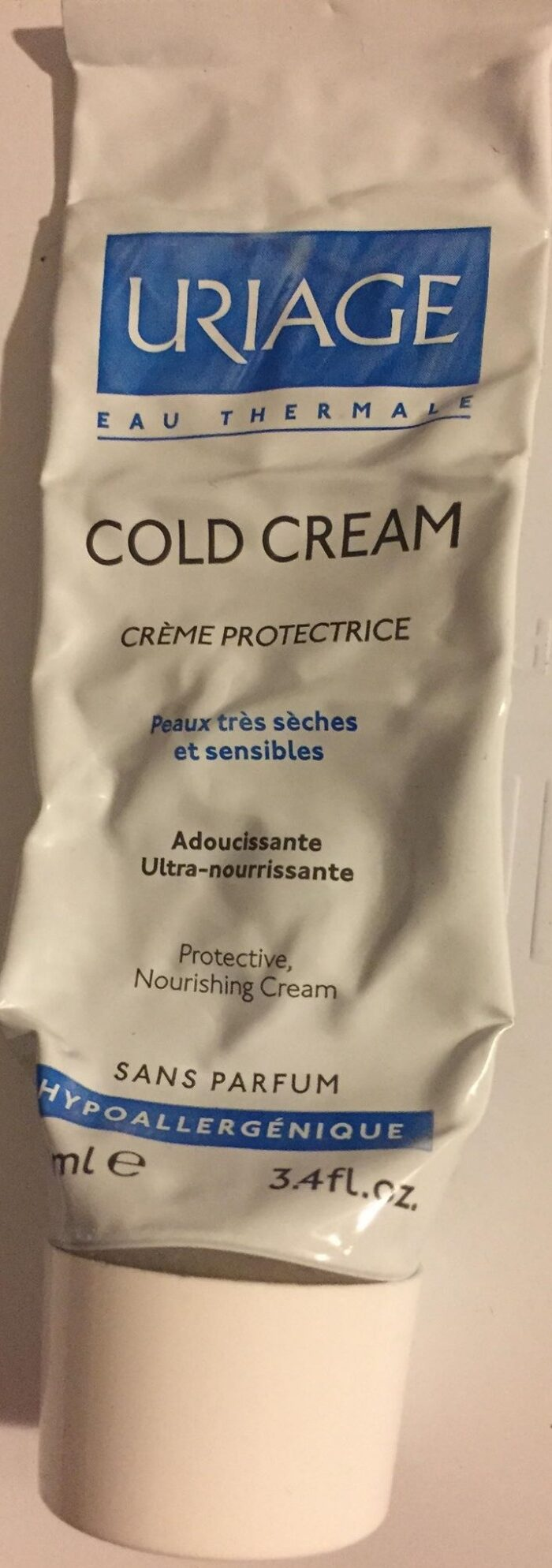 Cold Cream - crème protectrice - Product