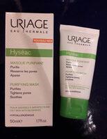 Uriage  Hyséac masque purifiant - Produit - fr