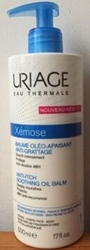 Xemose - Baume Oléo-Apaisant Anti-Grattage - Product - fr