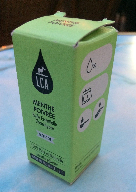 Menthe Poivrée - Product - fr