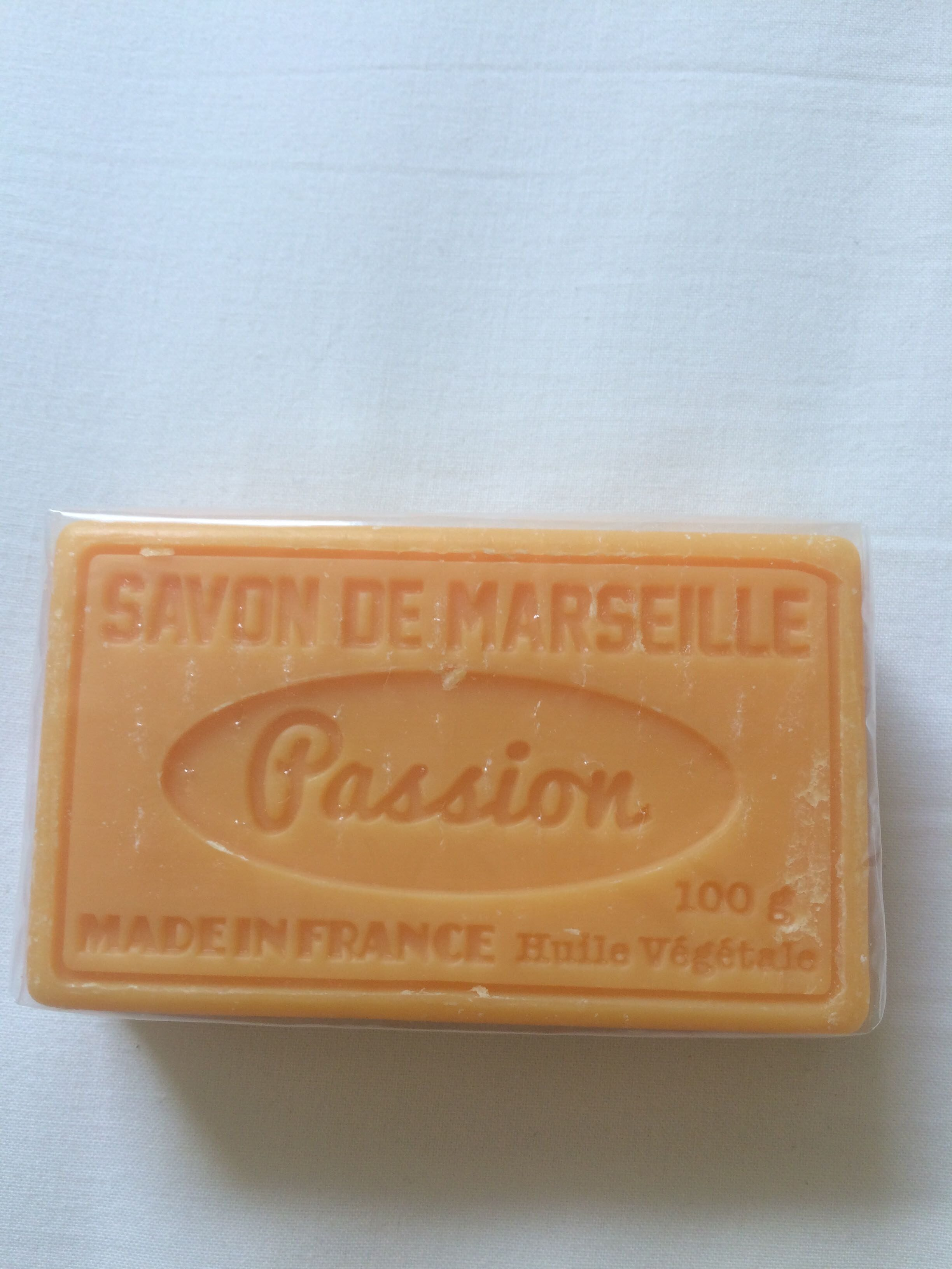 Savon de Marseille Passion - Product - fr