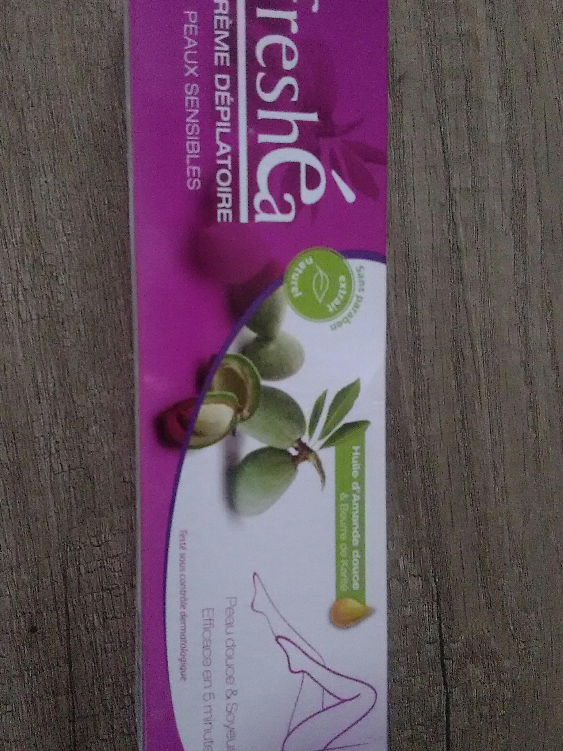 crème dépilatoire - Product - fr