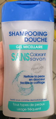 Shampooing douche gel micellaire - Product - fr